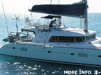 The Amazing Grace - 50ft Admiral Catamaran Yacht