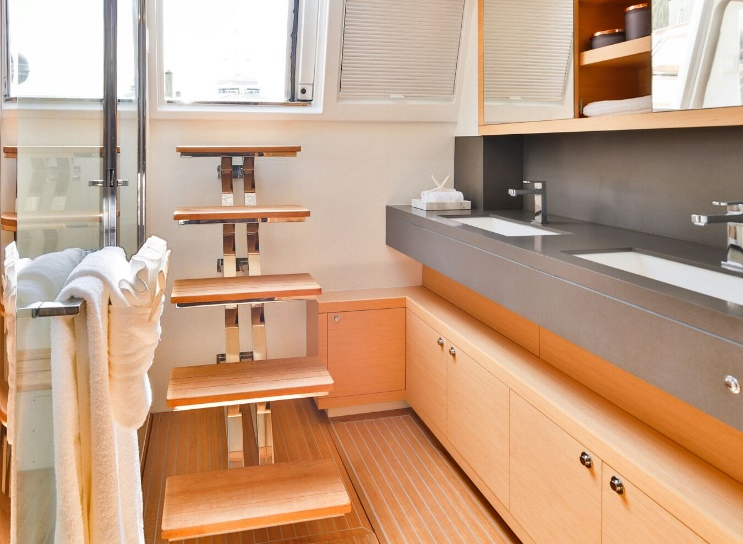 Master Ensuite on the Dragonfly