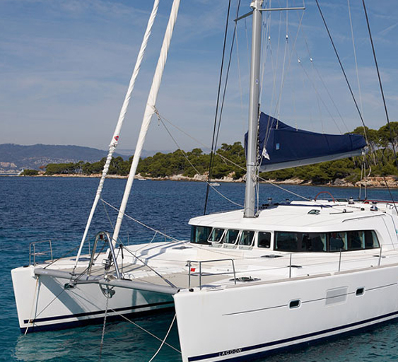 Gone With The Wind - 51ft Lagoon 500 Catamaran Yacht