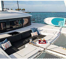 Whispers II - 56ft Lagoon 560 Catamaran Yacht
